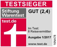 Stiftung Warentest - Testsieger