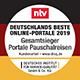 Deutschlands Beste Online-Portale 2019