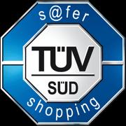 TÜV-zertifiziert seit 2005