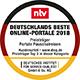 Deutschlands Beste Online-Portale 2018